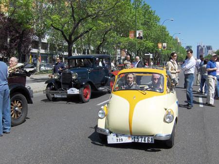 VII Desfile de Vehículos Históricos San Isidro 2008