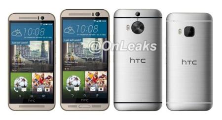 HTC One M9 Plus: estos son sus fondos de pantalla Quad HD