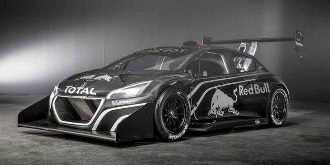 Peugeot 208 T16, directo a Pikes Peak