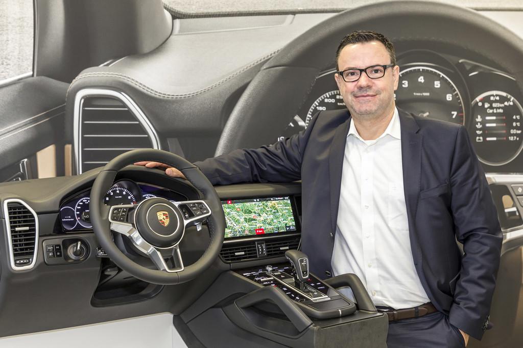 Porsche Cayenne 2018 a fondo