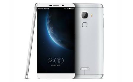 Este es el Le Max Pro de LeTV, el primer teléfono presentado con el SoC Snapdragon 820