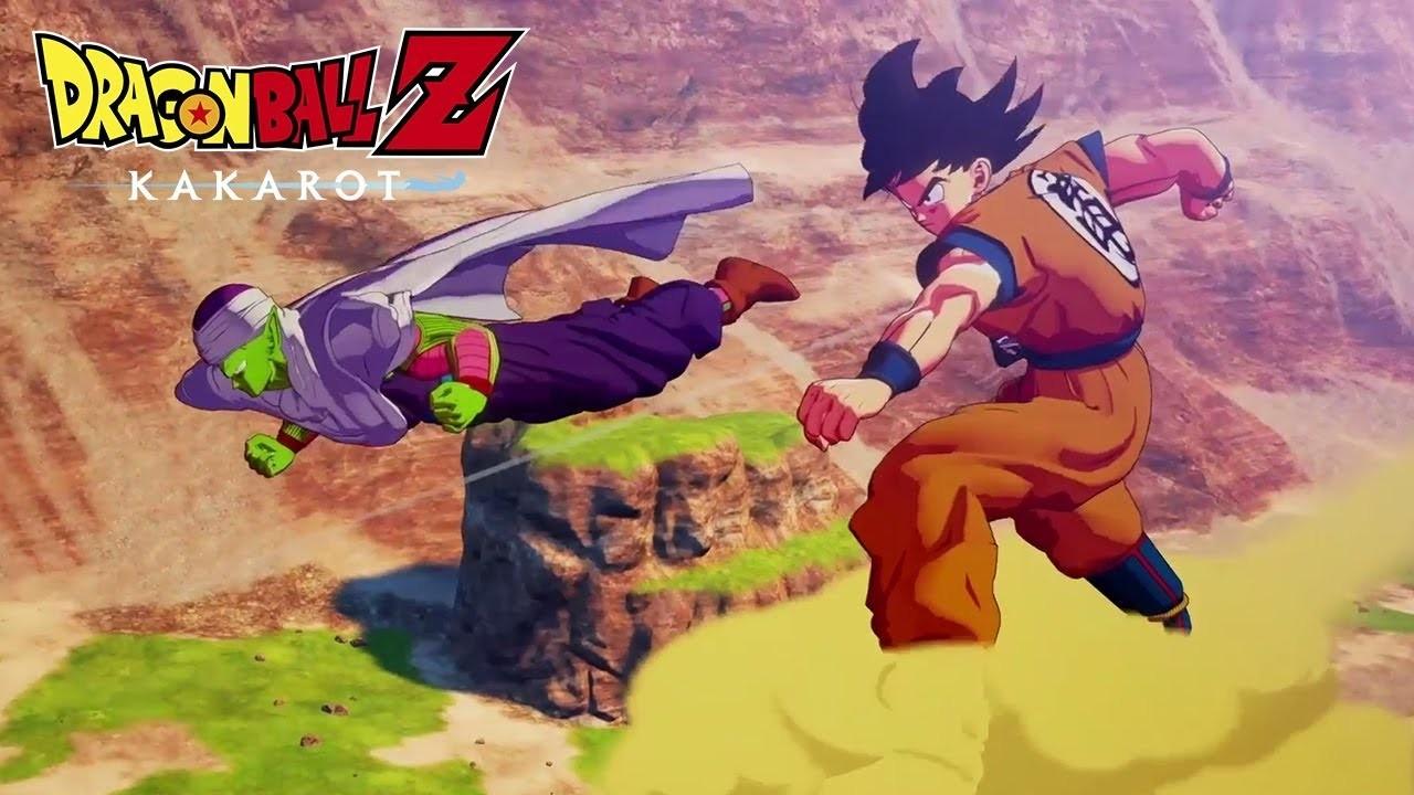 Casi cuatro minutos de Dragon Ball Z: Kakarot que son un Kamehameha de nostalgia y fanservice