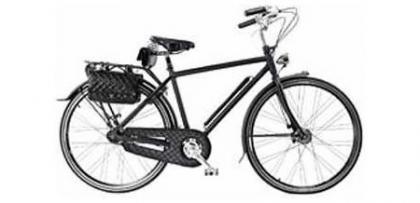 Bicicleta de paseo Chanel para la colección primavera-verano 2008