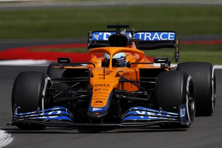 Ricciardo Gran Bretana F1 2021
