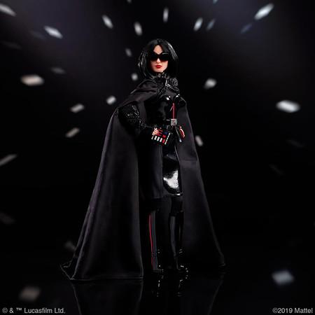 Barbie Star Wars Darth Vader