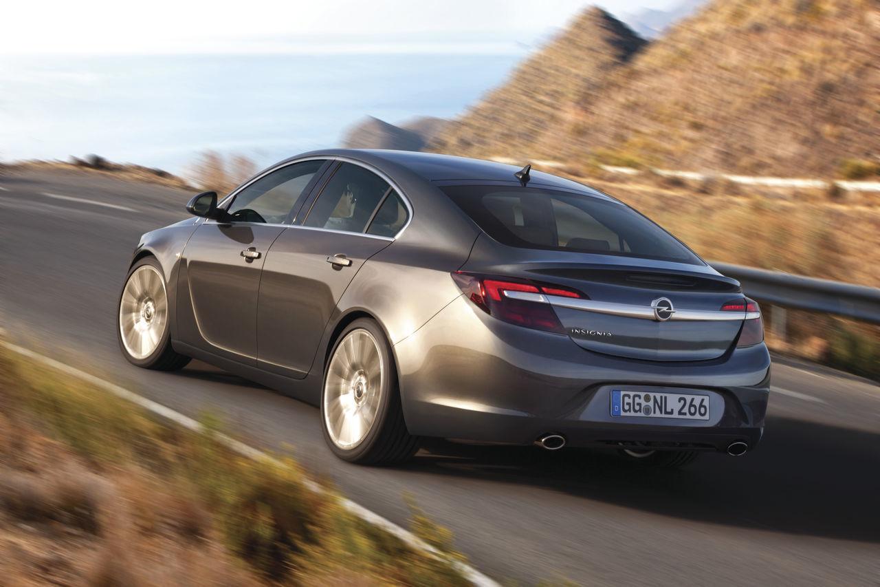 Foto de Opel Insignia 2013 (2/14)