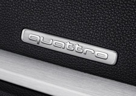 Audi S3 Sportback, tracción Quattro