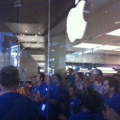 Foto 44 de 93 de la galería inauguracion-apple-store-la-maquinista en Applesfera