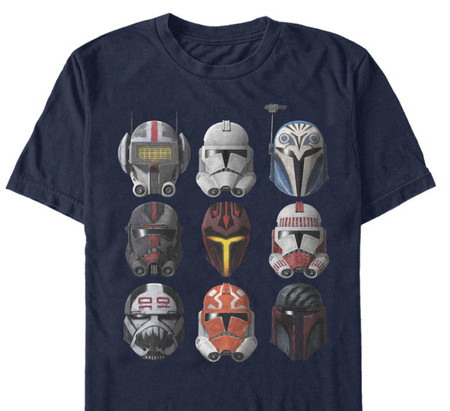 The Mandalorian Camiseta 01