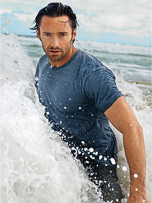 Hugh Jackman elegido el más sexy
