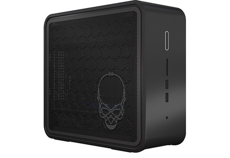 Intel Nuc Ghost 1