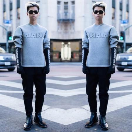 4146844 Alexander Wang H And M Streetstyle