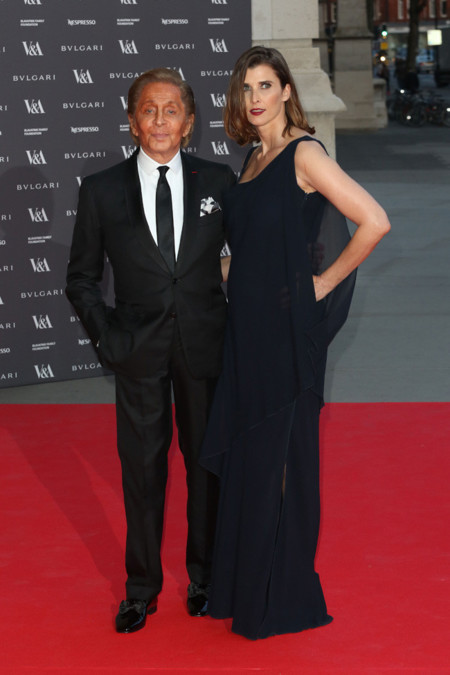 Valentino Rosario Nadal The Glamour of Italian Fashion