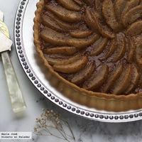 Cómo hacer tarta especiada de peras con miel: receta para una merienda especial