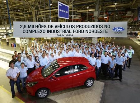 Ford Cierra Fabricas Brasil 2021