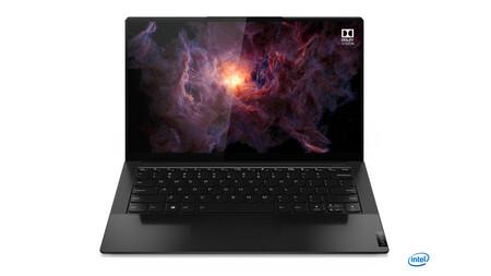 """Lenovo Yoga Slim 9i llega a México: laptop """"Intel Evo"""" con panel UHD Dolby Vision y chips de 11ª generación, precio y lanzamiento oficial"""