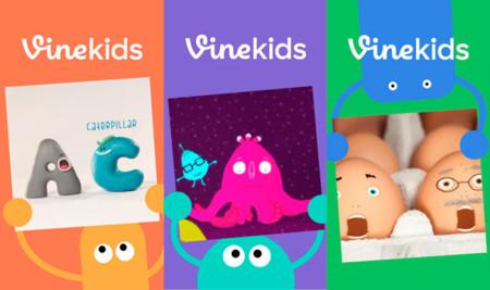 Vine Kids Screen