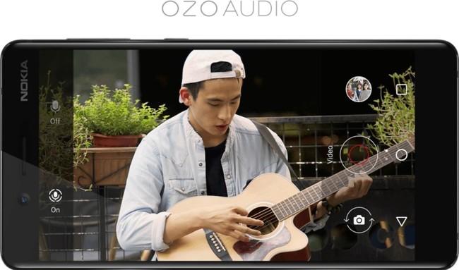 Nokia 7 Ozo