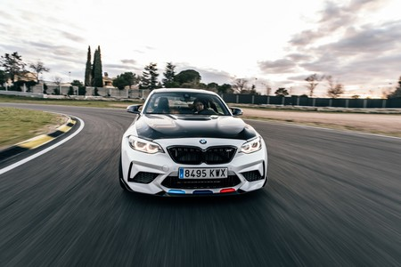 BMW M2 Competition M Performance en circuito