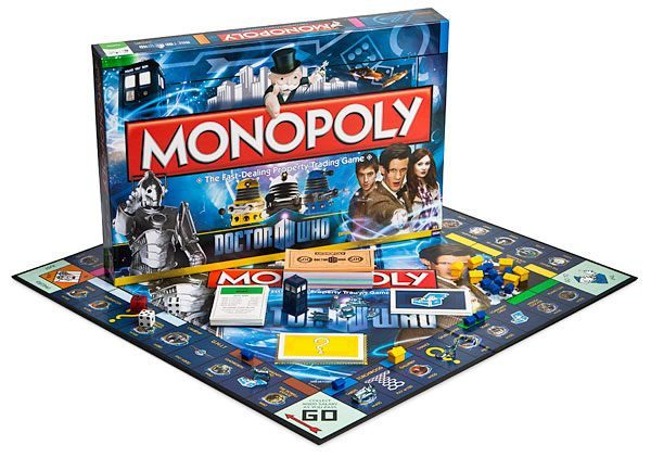 Monopoly Dr. Who