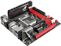ASUS también se atreve con mini-ITX en la Maximus VI Impact