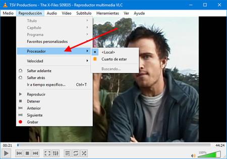 d61130573 Cómo ver vídeos en Chromecast con VLC Media Player 3.0