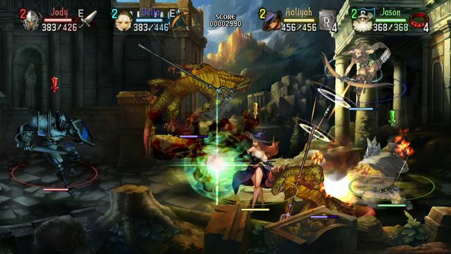 Ya es oficial: Dragon's Crown tendrá versión para PS4 con resolución a 4K [TGS 2017]