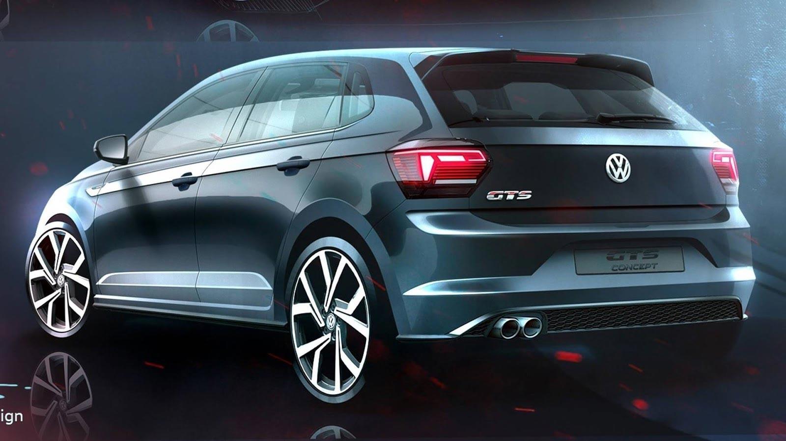 Foto de Volkswagen Polo y Virtus GTS Concept (6/9)