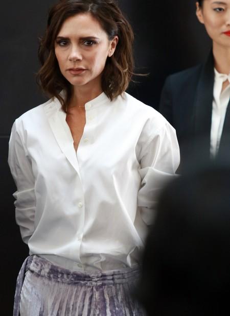 Victoria Beckham repite look, demostrando que este es el combo definitivo de la temporada