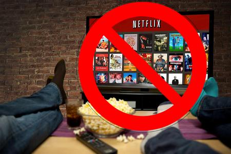 Netflix limita el número de veces que puedes descargar una película o una serie