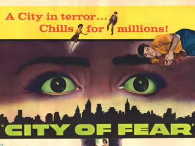 Jerry Goldsmith | 'City of Fear', de Irving Lerner
