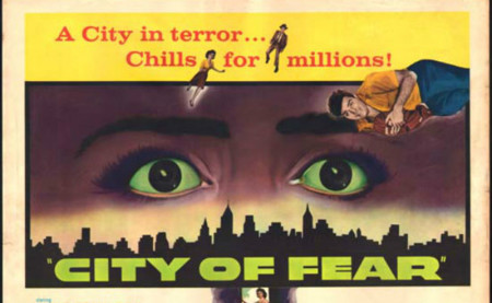 Jerry Goldsmith | 'City of Fear', de Irving Lerner