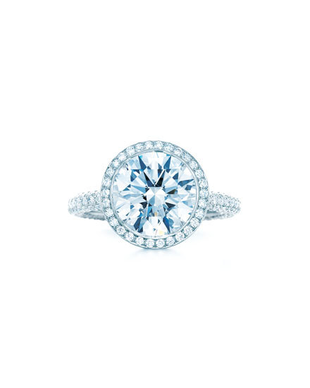 Solitario Bezet de Tiffany & Co
