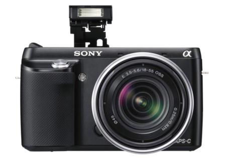 Sony NEX-F3, llega la nueva pequeña pero matona compacta sin espejo