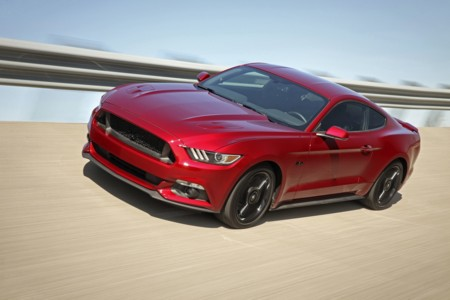Ford Mustang 2016 7