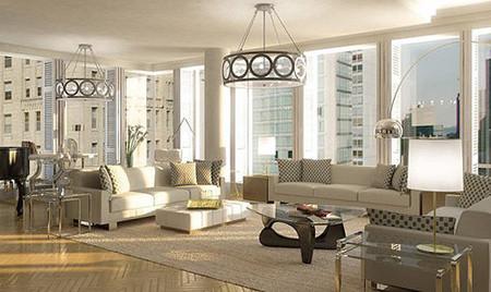 Viviendas de lujo en el Ritz-Carlton de Montreal