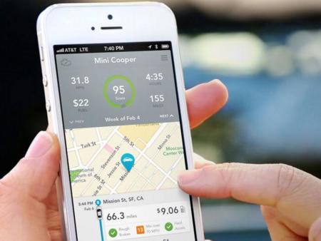 Automatic, la aplicación que promete ayudarte a conducir con más eficiencia