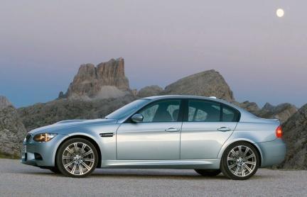 BMW M3 Sedán, información y fotos oficiales