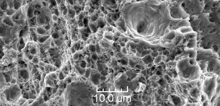 Ford utiliza microscopios de barrido para conocer mejor los materiales, sus pros y sus contras