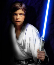 Pagan 200 mil dólares por sable de Skywalker