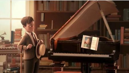 'The fantastic flying books of Mr. Morris Lessmore', un corto sencillamente precioso