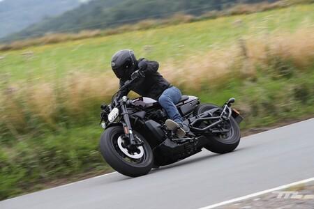 Harley-Davidson Sportster S 2021, prueba