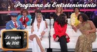Lo mejor del 2012: los tres mejores programas de entretenimiento