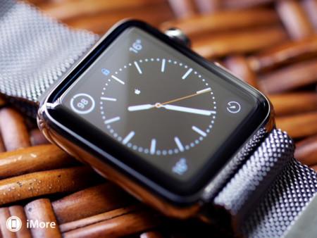 Apple Watch Apple Monogram Clock Face Hero