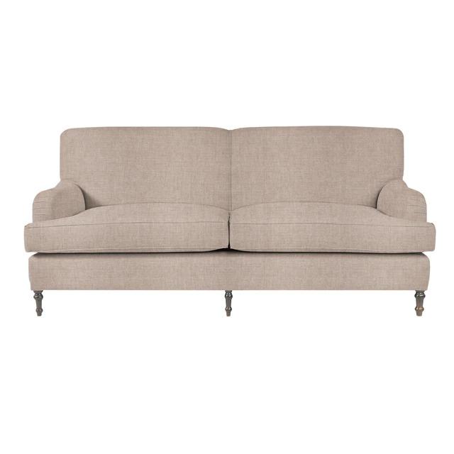 Sofá tapizado de 3 plazas Ascot Corte Inglés 1.185 €