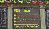 La bolsa se desploma: el IBEX 35 pierde un 3%