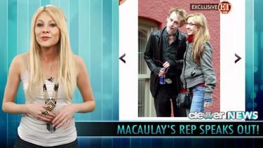Macaulay Culkin, jomío, qué mala pinta tienes