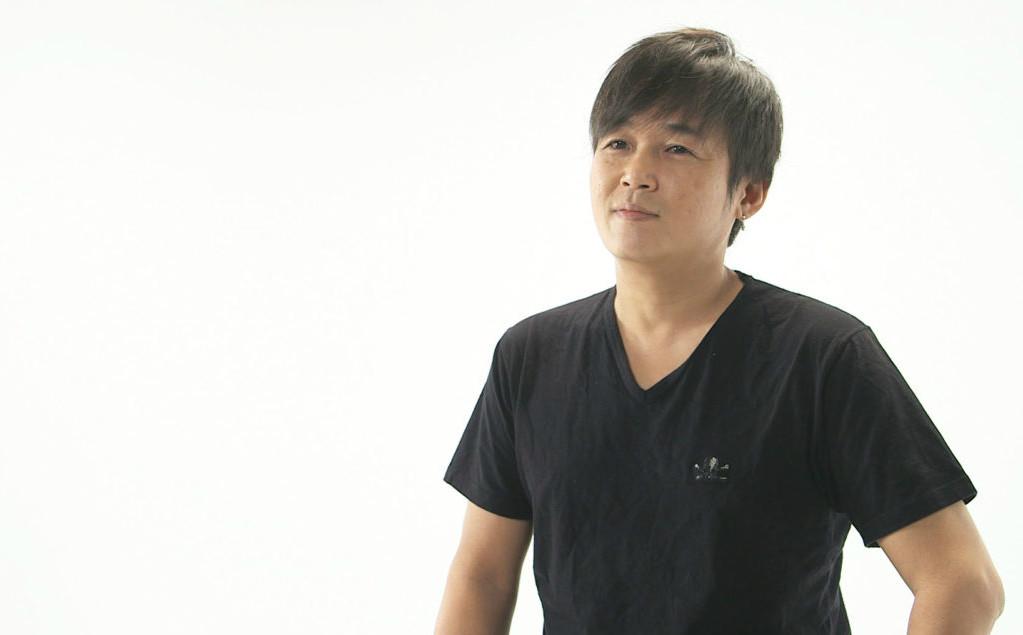 El diseñador de videojuegos japonés Tetsuya Nomura.