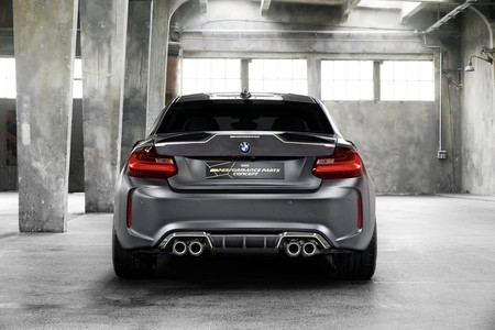 Bmw M Performance Parts Concept 4