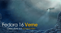 Disponible para su descarga Fedora 16 Verne